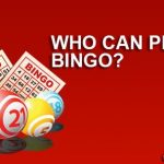 who can play bingo