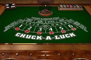 Chuck a luck